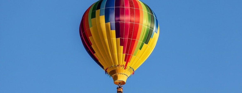 Hot Air Ballooning in Uganda